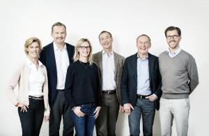 Familjen Sundvall i bolaget Åke Sundvall